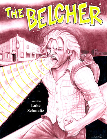 The Belcher, Jef Kopp Cover Art