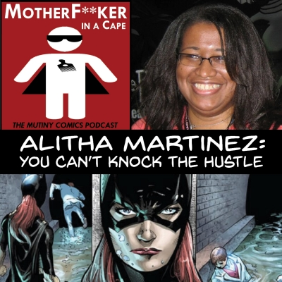 Alitha Martinez - You Can't Knock The Hustle