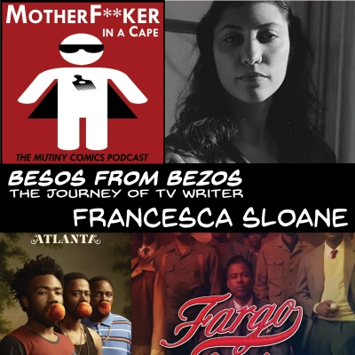 Besos From Bezos - The Journey Of TV Writer Francesca Sloane!