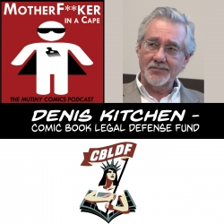 Denis Kitchen - Comic Book Legal Defense Fund
